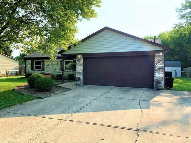 423 Boonesboro Road, Greenwood, IN 46142 (MLS #21735652) :: Anthony Robinson & AMR Real Estate Group LLC