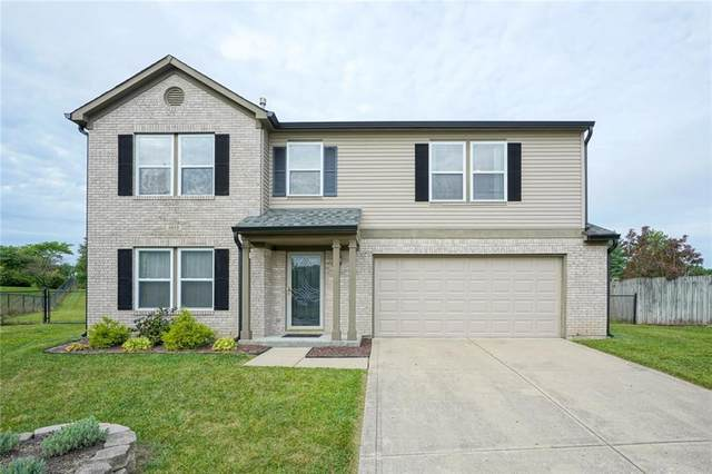 6819 Blackwell Circle, Indianapolis, IN 46237 (MLS #21735664) :: David Brenton's Team