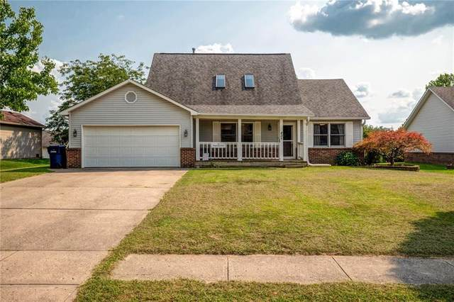 431 Meadowlark Drive, Whiteland, IN 46184 (MLS #21735677) :: Mike Price Realty Team - RE/MAX Centerstone