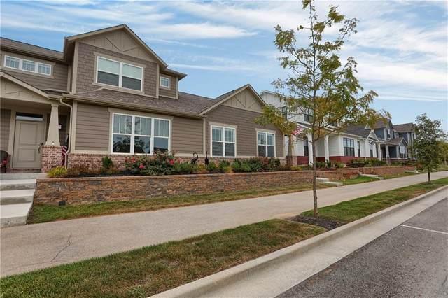 7092 Cherry Creek Boulevard, Carmel, IN 46033 (MLS #21735682) :: Dean Wagner Realtors
