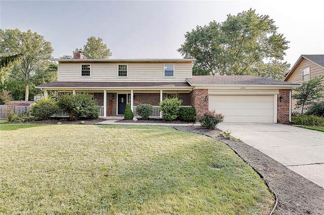4972 Beechwood Road, Avon, IN 46123 (MLS #21735685) :: Mike Price Realty Team - RE/MAX Centerstone