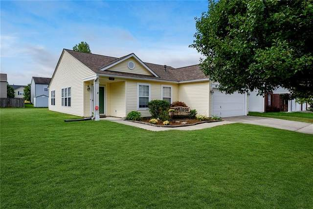 6823 W Dover Place, Mccordsville, IN 46055 (MLS #21735687) :: Mike Price Realty Team - RE/MAX Centerstone