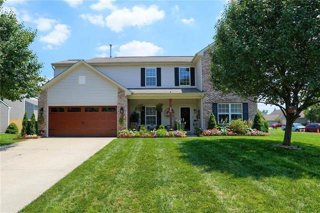 3518 Otisco Lane, Indianapolis, IN 46217 (MLS #21735696) :: Mike Price Realty Team - RE/MAX Centerstone