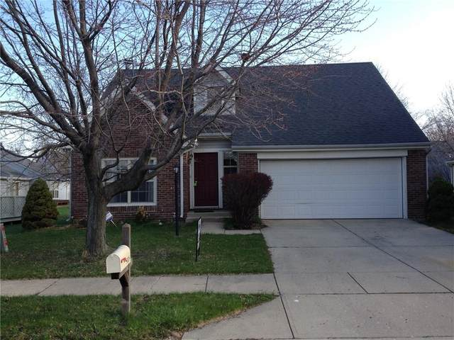 5028 Prairieclover Lane, Indianapolis, IN 46254 (MLS #21735717) :: David Brenton's Team