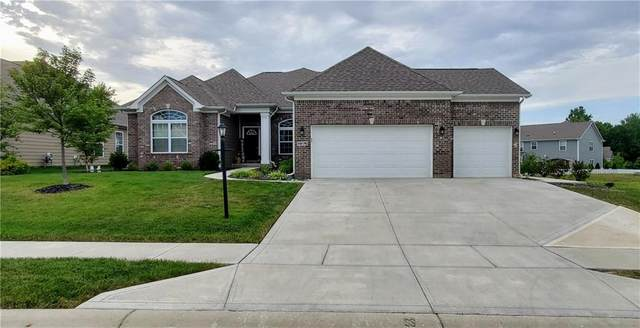 10176 Pepper Tree Lane, Noblesville, IN 46060 (MLS #21735723) :: Anthony Robinson & AMR Real Estate Group LLC