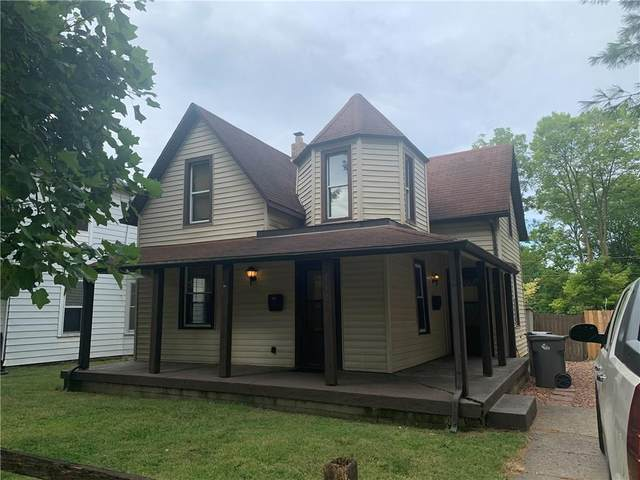 212 S Emerson Avenue, Indianapolis, IN 46219 (MLS #21735746) :: Mike Price Realty Team - RE/MAX Centerstone