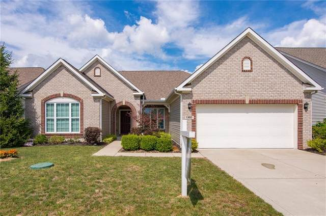 1380 Somerville Drive, Westfield, IN 46074 (MLS #21735756) :: Anthony Robinson & AMR Real Estate Group LLC