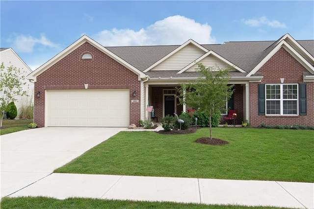 401 Angelina Way, Avon, IN 46123 (MLS #21735766) :: Anthony Robinson & AMR Real Estate Group LLC