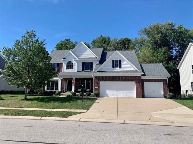 6108 Pine Bluff Drive, Avon, IN 46123 (MLS #21735769) :: AR/haus Group Realty