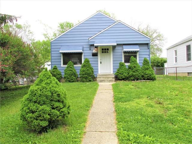 1809 N Linwood Avenue, Indianapolis, IN 46218 (MLS #21735781) :: The ORR Home Selling Team