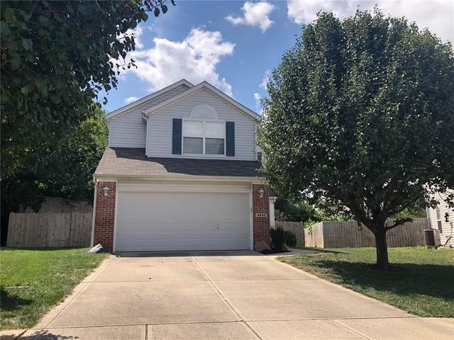 4640 White Lick Court, Indianapolis, IN 46227 (MLS #21735785) :: Mike Price Realty Team - RE/MAX Centerstone