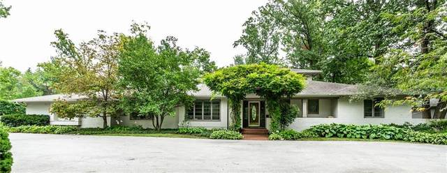 8141 Sycamore Road, Indianapolis, IN 46240 (MLS #21735792) :: Heard Real Estate Team | eXp Realty, LLC