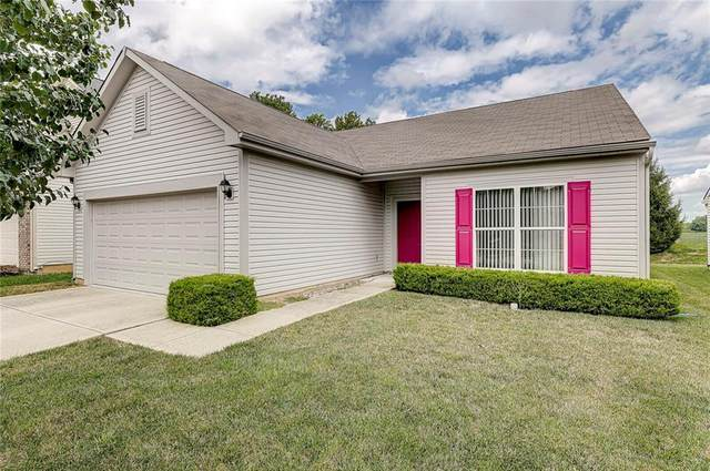 8224 Saint Clifford Court, Indianapolis, IN 46239 (MLS #21735799) :: Mike Price Realty Team - RE/MAX Centerstone