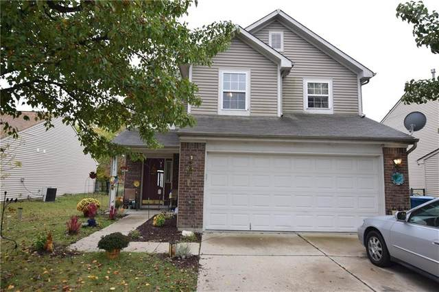 8115 Chesterhill Lane, Indianapolis, IN 46239 (MLS #21735810) :: The ORR Home Selling Team