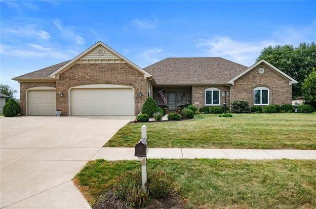1617 W Country Manor Lane, Anderson, IN 46013 (MLS #21735811) :: Anthony Robinson & AMR Real Estate Group LLC