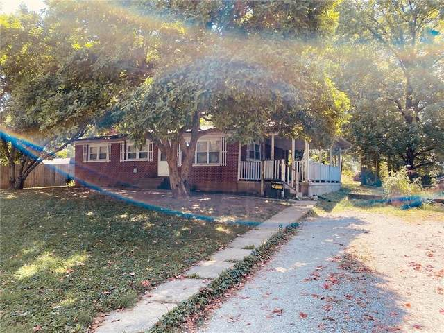 726 E Washington Street, Greencastle, IN 46135 (MLS #21735831) :: Richwine Elite Group