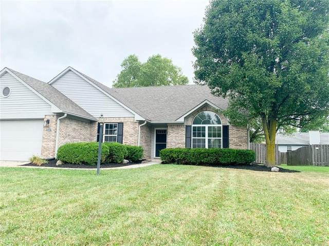 5572 Pine Hill Drive, Noblesville, IN 46062 (MLS #21735837) :: Mike Price Realty Team - RE/MAX Centerstone
