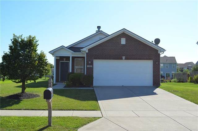 3488 Limelight Lane, Whitestown, IN 46075 (MLS #21735851) :: Richwine Elite Group