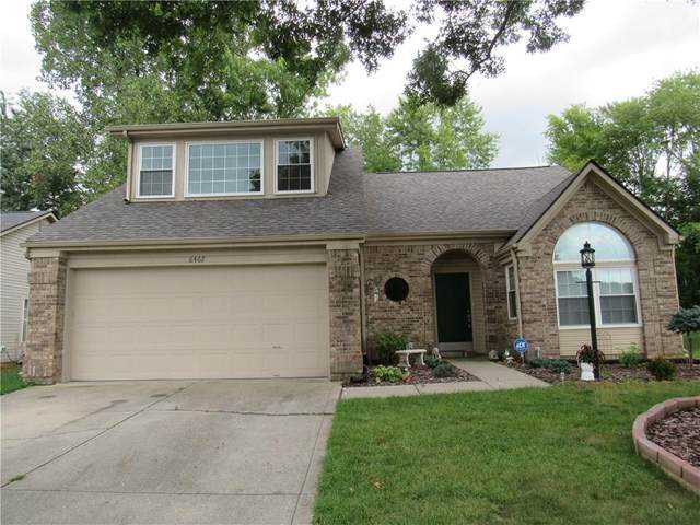6467 Hunters Green Court, Indianapolis, IN 46278 (MLS #21735876) :: Heard Real Estate Team | eXp Realty, LLC