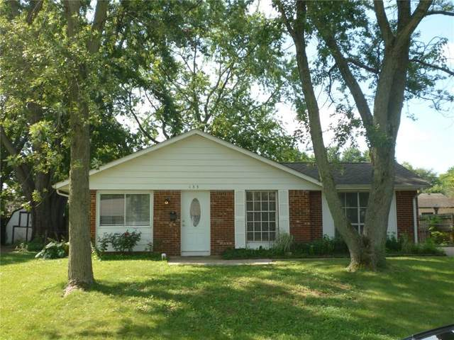 133 Windemere Road, Whiteland, IN 46184 (MLS #21735885) :: Anthony Robinson & AMR Real Estate Group LLC