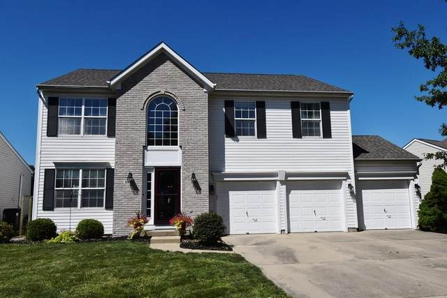 6276 Saddletree Drive, Zionsville, IN 46077 (MLS #21735895) :: Mike Price Realty Team - RE/MAX Centerstone