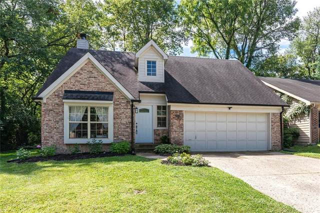 2809 Sunnyfield Court, Indianapolis, IN 46228 (MLS #21735912) :: Anthony Robinson & AMR Real Estate Group LLC