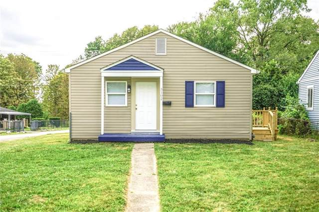 3102 Adams Street, Indianapolis, IN 46218 (MLS #21735921) :: Anthony Robinson & AMR Real Estate Group LLC