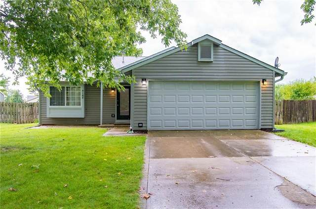 4148 Knollwood Avenue, Franklin, IN 46131 (MLS #21735925) :: AR/haus Group Realty