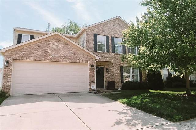 787 Thornwood Lane, Avon, IN 46123 (MLS #21735929) :: Mike Price Realty Team - RE/MAX Centerstone