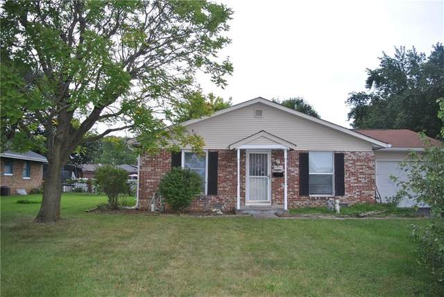 1309 Lesley Avenue, Indianapolis, IN 46219 (MLS #21735942) :: Mike Price Realty Team - RE/MAX Centerstone