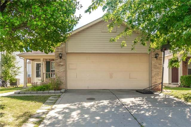 7129 Wellwood Dr, Indianapolis, IN 46217 (MLS #21735949) :: Dean Wagner Realtors