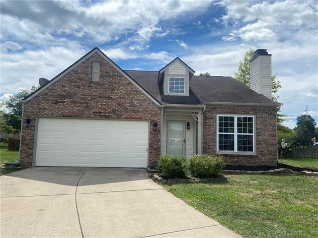11342 Pine Mountain Place, Indianapolis, IN 46229 (MLS #21735956) :: Dean Wagner Realtors