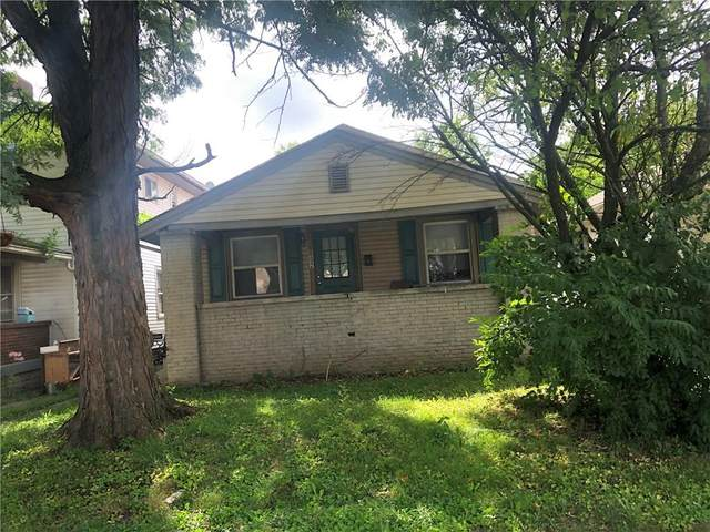 802 N Drexel Avenue, Indianapolis, IN 46201 (MLS #21735964) :: Heard Real Estate Team | eXp Realty, LLC