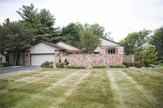 5401 Greenwillow Road, Indianapolis, IN 46226 (MLS #21735981) :: Ferris Property Group