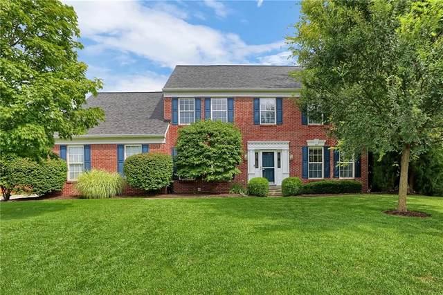 14160 Ledgewood Way, Carmel, IN 46032 (MLS #21735987) :: Anthony Robinson & AMR Real Estate Group LLC