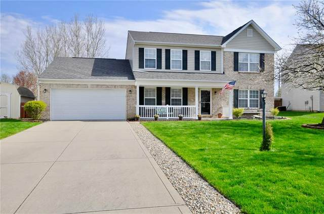 10998 Amelia Court, Noblesville, IN 46060 (MLS #21735992) :: Anthony Robinson & AMR Real Estate Group LLC