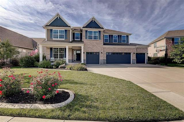 9951 Pepper Tree Lane, Noblesville, IN 46060 (MLS #21736000) :: Richwine Elite Group