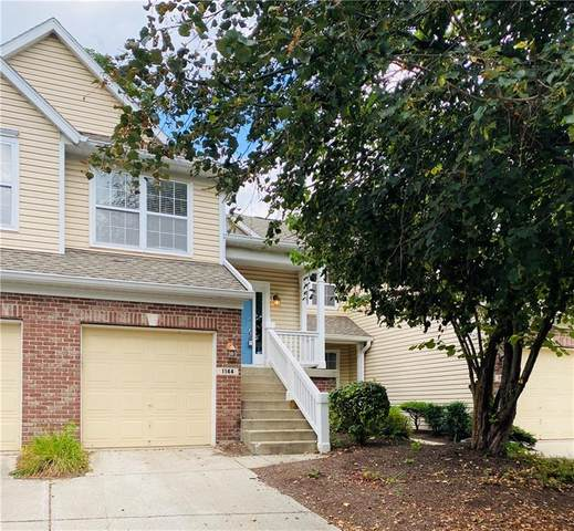 1144 Longwell Lane, Indianapolis, IN 46240 (MLS #21736003) :: Mike Price Realty Team - RE/MAX Centerstone