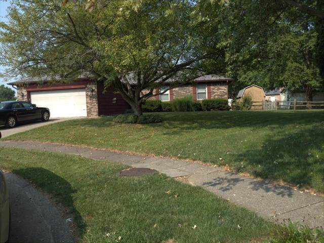 8032 Irongate Court, Indianapolis, IN 46268 (MLS #21736010) :: Anthony Robinson & AMR Real Estate Group LLC