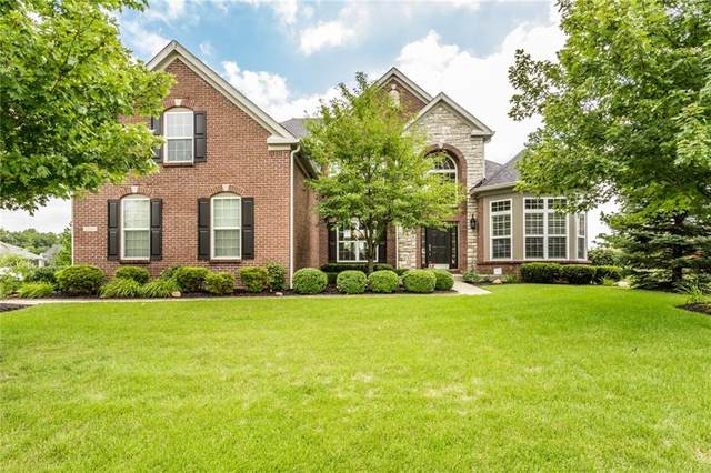 2725 Still Creek Drive, Zionsville, IN 46077 (MLS #21736033) :: Richwine Elite Group
