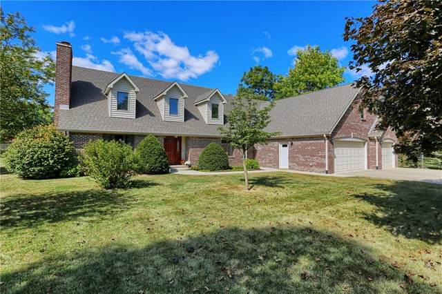 1964 N Sugar Creek Trail, Greenfield, IN 46140 (MLS #21736038) :: Anthony Robinson & AMR Real Estate Group LLC