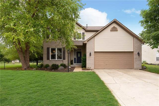 12763 Locksley Place, Fishers, IN 46038 (MLS #21736047) :: Anthony Robinson & AMR Real Estate Group LLC
