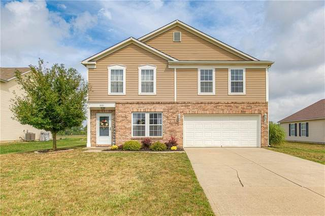 1221 Boulder Lane, Fortville, IN 46040 (MLS #21736050) :: Richwine Elite Group
