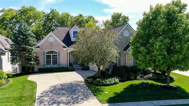 10635 Sunset Point Lane, Fishers, IN 46037 (MLS #21736054) :: Mike Price Realty Team - RE/MAX Centerstone