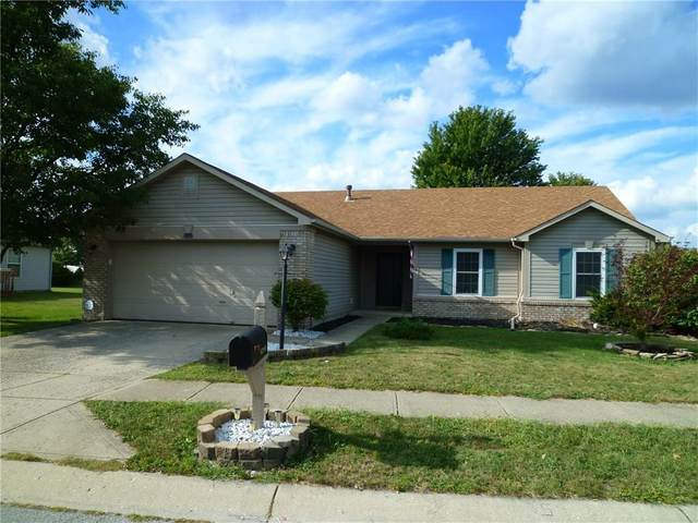 12116 Bearsdale Drive, Indianapolis, IN 46235 (MLS #21736064) :: Mike Price Realty Team - RE/MAX Centerstone