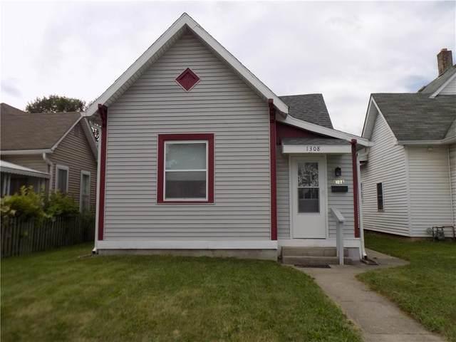 1308 Villa Avenue, Indianapolis, IN 46203 (MLS #21736066) :: Heard Real Estate Team   eXp Realty, LLC