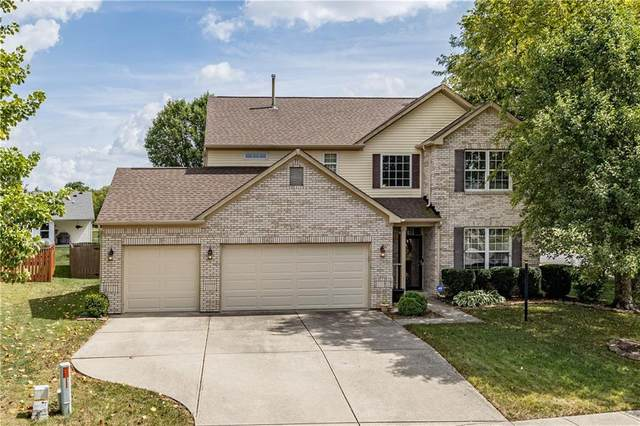 12969 Lamarque Place, Fishers, IN 46038 (MLS #21736071) :: Dean Wagner Realtors