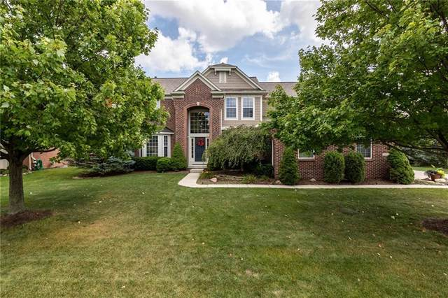 11667 Shadowwood Court, Zionsville, IN 46077 (MLS #21736082) :: Richwine Elite Group