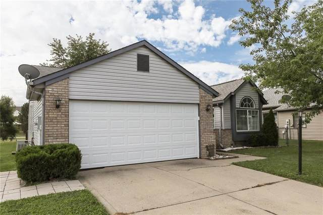 1579 Sanner Drive, Greenwood, IN 46143 (MLS #21736089) :: Mike Price Realty Team - RE/MAX Centerstone