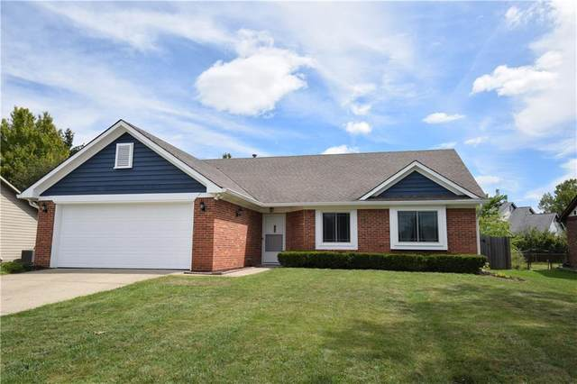7635 Old Oakland Boulevard West Drive, Indianapolis, IN 46236 (MLS #21736117) :: Dean Wagner Realtors